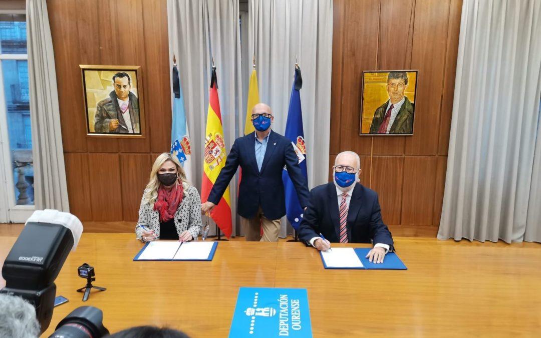 Red Mundo Atlántico y la prefectura de Guayas firman un amplio Convenio de Colaboración
