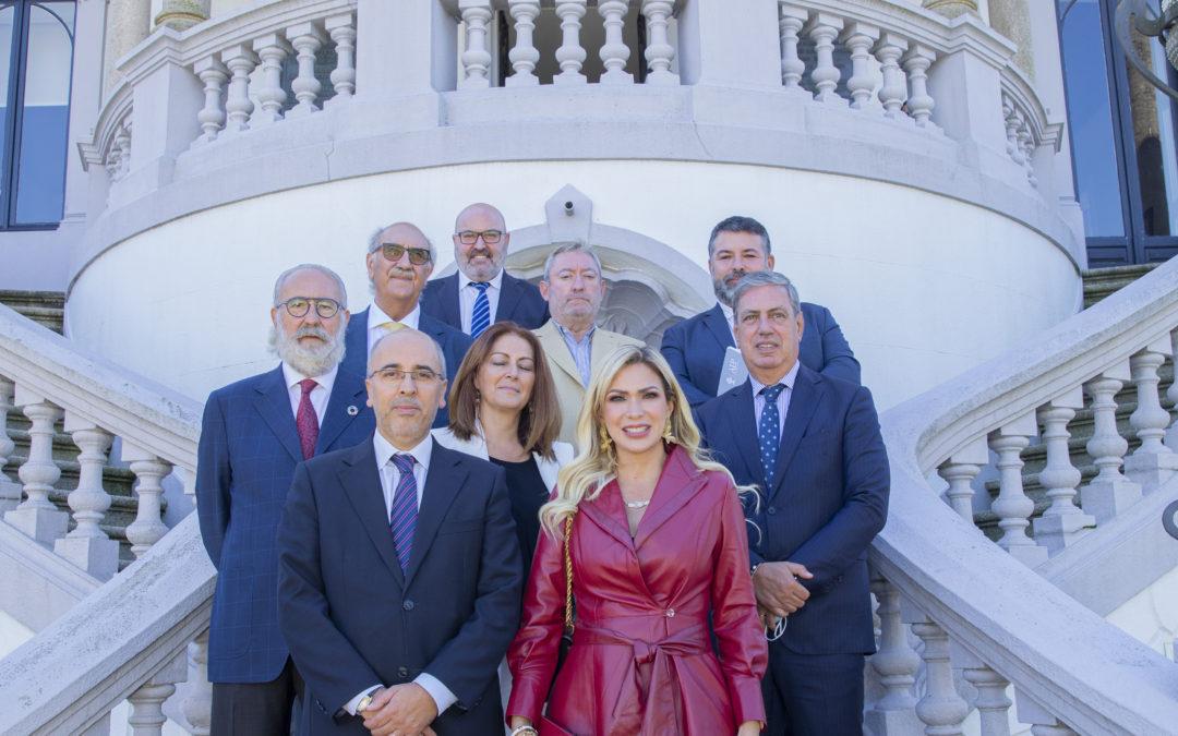 Encuentros en Porto con su alcalde