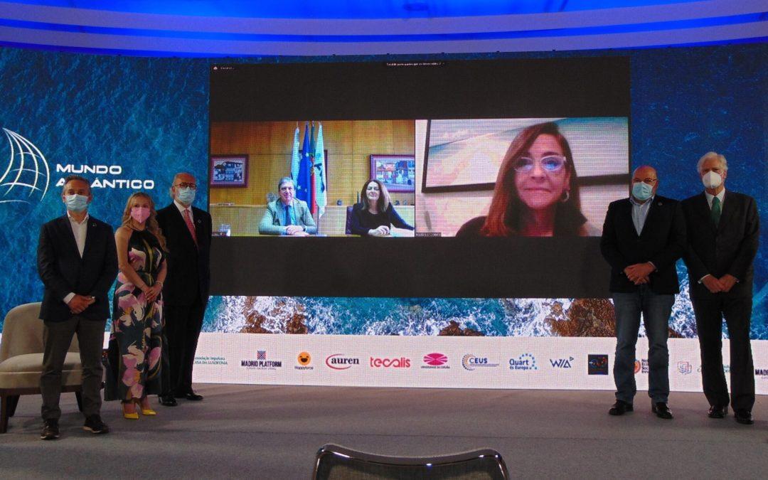 Red Mundo Atlántico, premio a la Iniciativa Empresarial del CPEIG